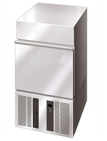 Afbeeldingen van Gram ijsblokjes machine IM21CNE